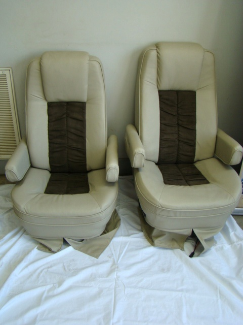 Magnificent Used Rv Parts Used Flexsteel Rv Captain Chairs For Sale Used Unemploymentrelief Wooden Chair Designs For Living Room Unemploymentrelieforg
