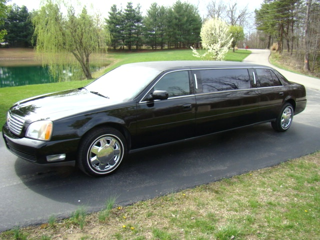 used rv parts 2000 cadillac deville limo for sale preowned and repairable autos dabryan coach. Black Bedroom Furniture Sets. Home Design Ideas