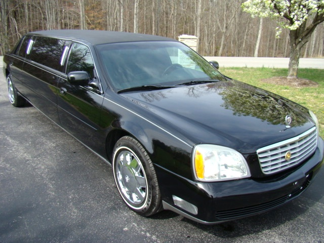 Used RV Parts 2000 CADILLAC DEVILLE LIMO FOR SALE PreOwned