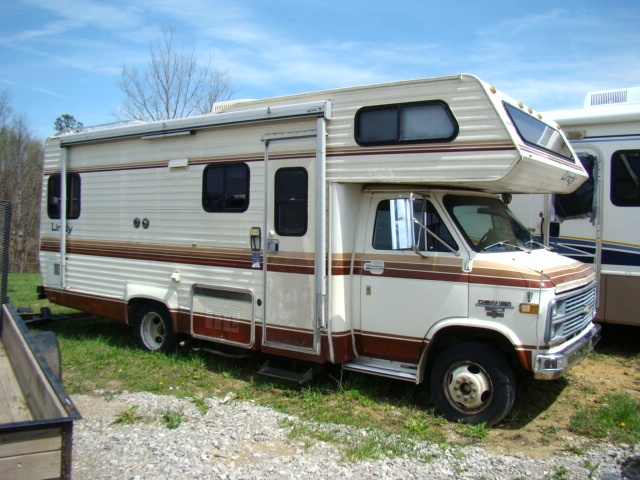 USED CLASS C MOTORHOME PARTS FOR SALE 1984 LINDY BY SKILINE Used RV Parts