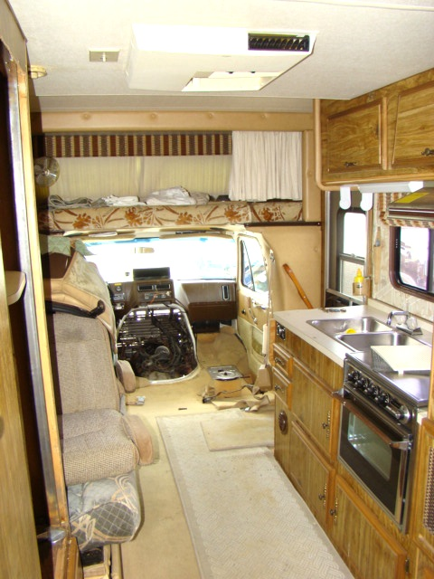 Used RV Parts USED CLASS C MOTORHOME PARTS FOR SALE 1984