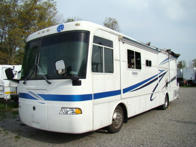 2002 HOLIDAY RAMBLER NEPTUNE PARTS FOR SALE - RV SALVAGE USED PARTS Used RV Parts