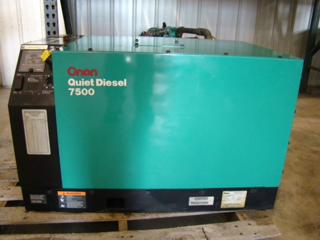 Image result for onan 7500 generator