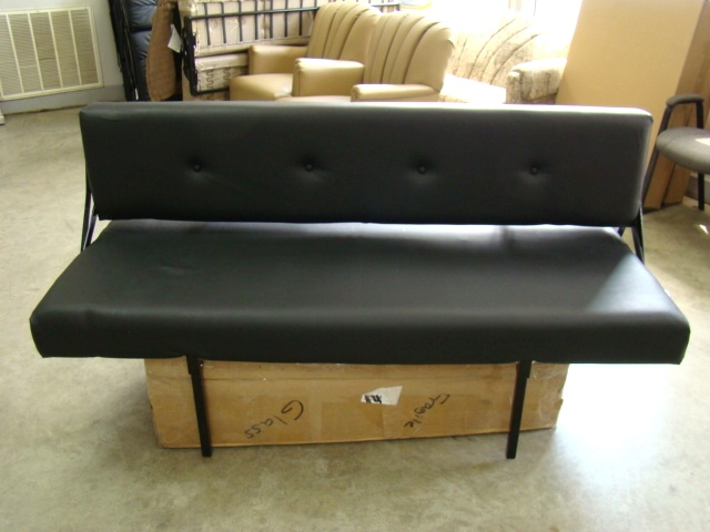Toy Hauler Rv Jack Knife Couch