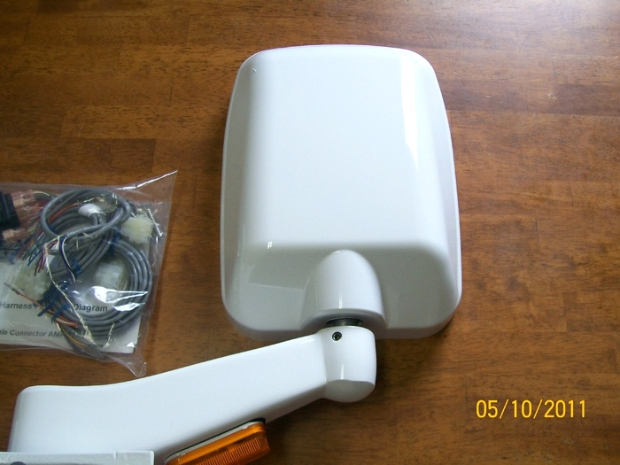 Tremendous Used Rv Parts Rv Motorhome Mirrors For Sale Ramco 9000 Series Used Wiring 101 Cajosaxxcnl