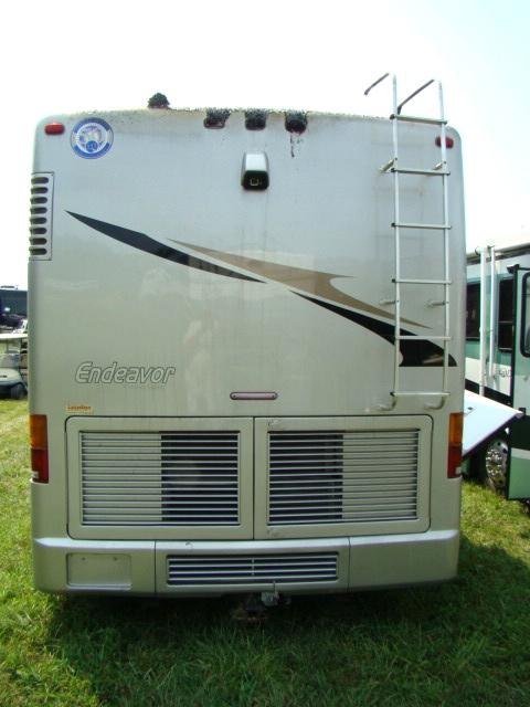 2004 HOILDAY RAMBLER FIBERGLASS REAR CAP FOR SALE - MOTORHOME DISMANTLER Used RV Parts