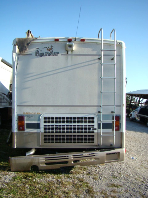 USED MOTORHOME PARTS 2003 FLEETWWOD BOUNDER 39 Z DIESEL Used RV Parts