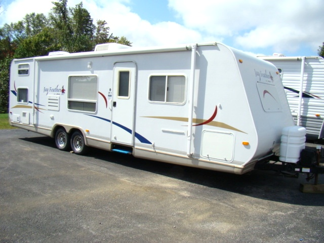 Jayco Travel Trailer Parts >> Used Rv Parts 2005 Jayco Travel Trailer Model 29y Jay