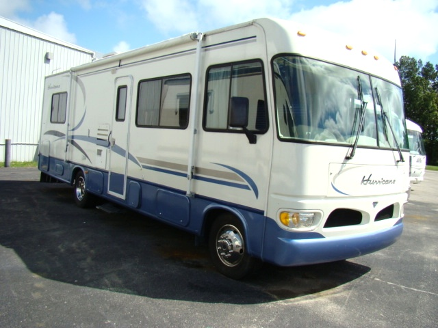 2000 FOUR WINDS HURRICANE 31FT MOTORHOME PARTS FOR SALE Used RV Parts