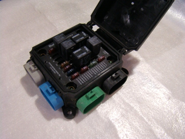 used rv parts used fuse box bussmann p n 31170 2 used rv parts buss glass fuse box used rv parts used fuse box bussmann p n 31170 2 used rv parts repair and accessories used bussmann parts, bussmann parts, fuse boxes, rv fuse box,