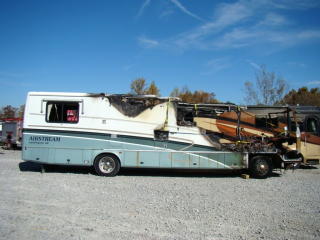 AIRSTREAM MOTORHOME PARTS FOR SALE - 2000 LAND YACHT Used RV Parts