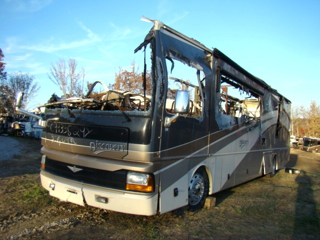 2006 FLEETWOOD DISCOVERY MOTORHOME PARTS FOR SALE Used RV Parts