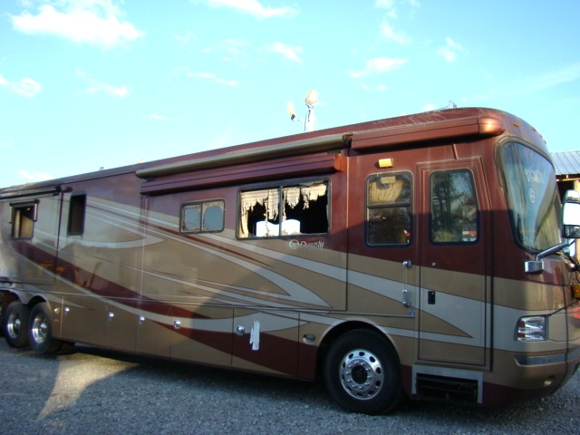 RV SALVAGE SURPLUS - 2007 MONACO DYNASTY RV PARTS FOR SALE Used RV Parts