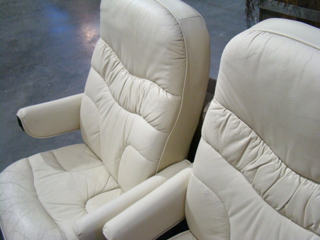 Phenomenal Used Rv Parts Used Flex Steel Captain Chairs White Used Rv Unemploymentrelief Wooden Chair Designs For Living Room Unemploymentrelieforg