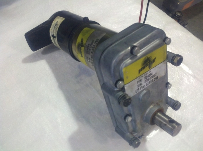 Used rv parts used power gear slide motor 524094 for sale for Used gear motors for sale