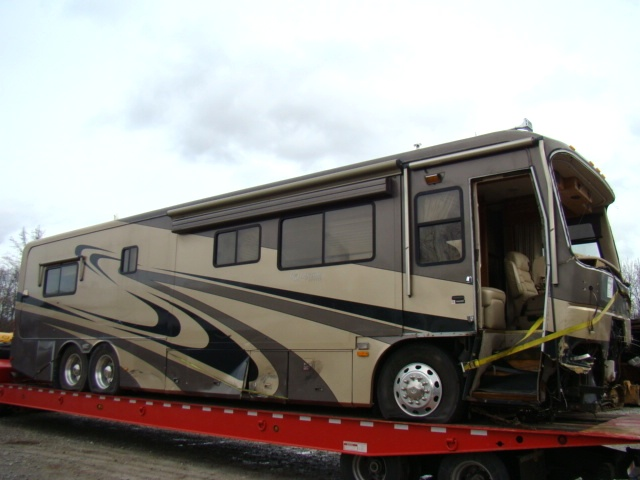 MONACO DYNASTY PARTS FOR SALE  - 2003 USED SALVAGE MOTORHOME PARTS Used RV Parts