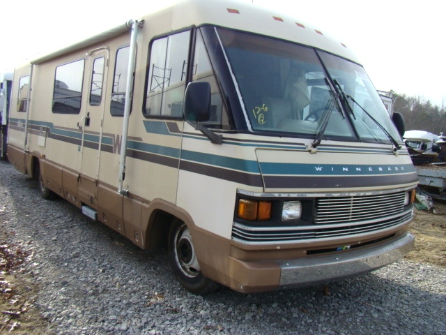 RV Salvage Motorhomes - Parting Out: M12013 WINNEBAGO CHIEFTAIN PARTS  Used RV Parts