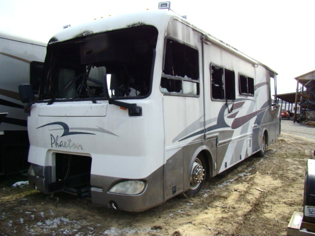 2002 ALLEGRO PHAETON PARTS FOR SALE UESD RV  / MOTORHOME PARTS -VISONE Used RV Parts