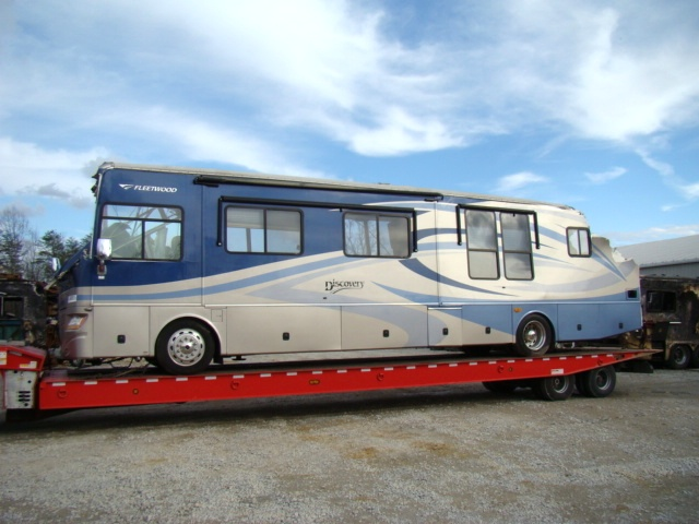 2007 FLEETWOOD DISCOVERY RV PARTS FOR SALE - US RV / MOTORHOME SALVAGE Used RV Parts