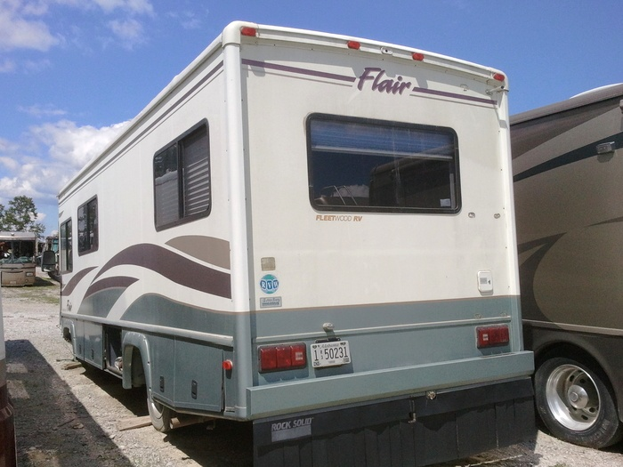 2000 FLEETWOOD FLAIR PARTS FOR SALE RV SALVAGE / MOTORHOME PARTS VISONE RV  Used RV Parts