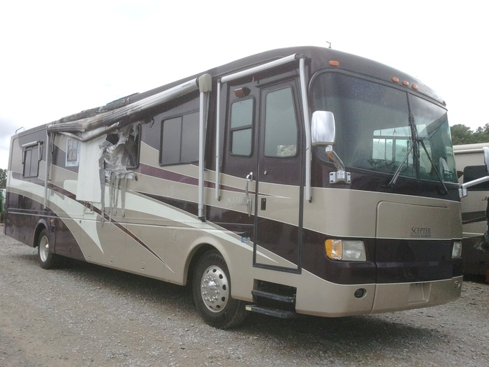 2001 HOLIDAY RAMBLER SCEPTER PARTS FOR SALE SALVAGE CALL VISONE RV 606-843-9889 Used RV Parts