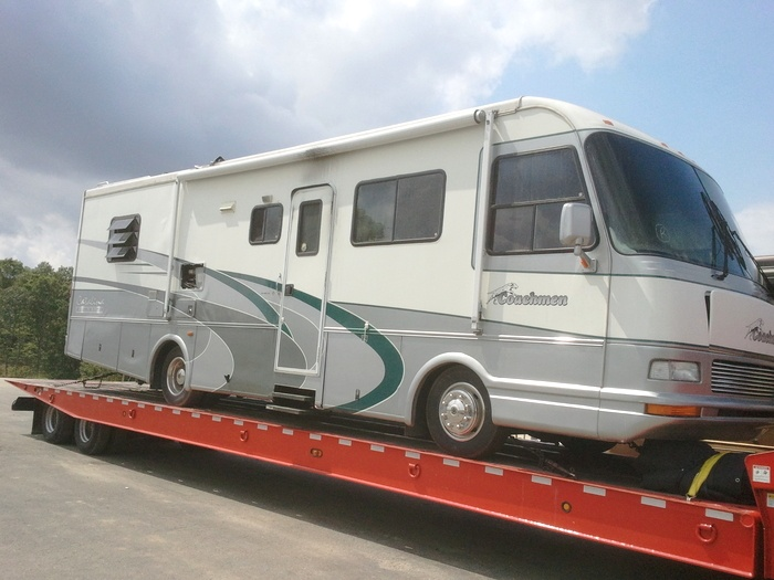 2000 COACH CATALINA CLASS A MOTORHOME PARTS FOR SALE RV SALVAGE SURPLUS PARTS Used RV Parts