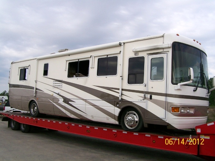 2002 TRADEWINDS BY NATIONAL RV PARTS FOR SALE / RV SALVAGE CALL VISONE RV 606-843-9889 Used RV Parts