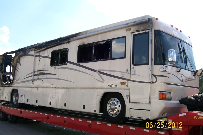 USED MOTORHOME PARTS 2001COUNTRY COACH  ALLURE PARTS  Used RV Parts