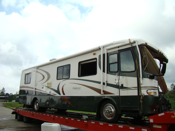 USED RV SALVAGE PARTS FOR SALE 1998 HOLIDAY RAMBLER ENDEAVOR  Used RV Parts
