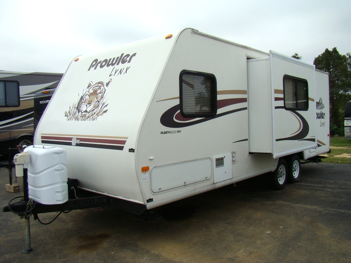 Campers For Sale In Louisiana >> Used RV Parts 2004 PROWLER LYNX 26FT TRAVEL TRAILER SOLD !!! RVs Campers Motorhomes Sales And ...