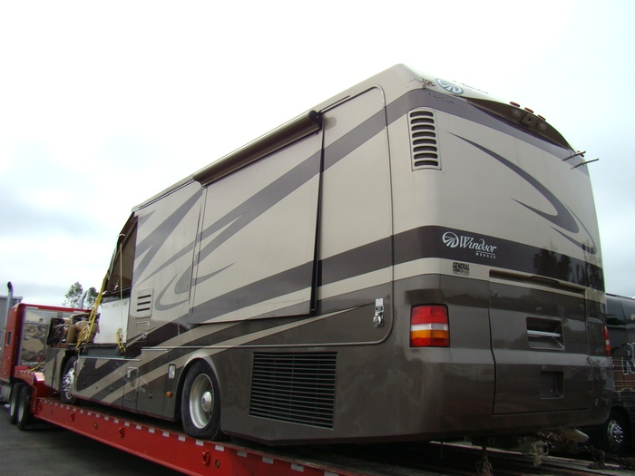 2004 MONACO WINDSOR PARTS FOR SALE MOTORHOME RV SALVAGE CALL VISONE Used RV Parts