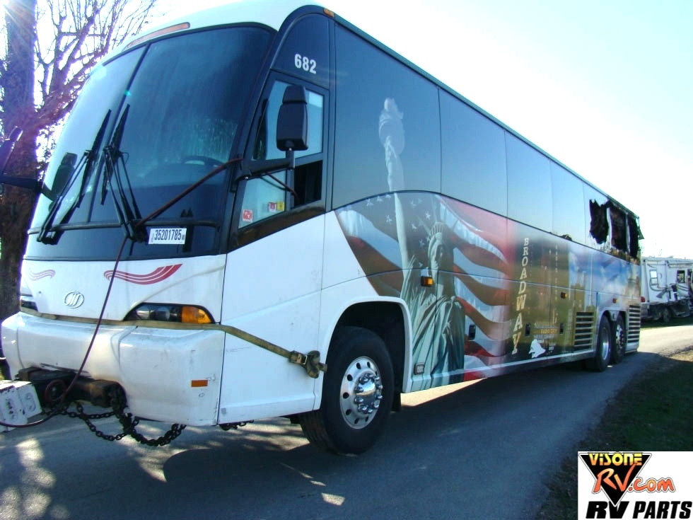 2011 MCI PASSENGER BUS FOR SALE USED BUS PARTS FOR SALE  Used RV Parts