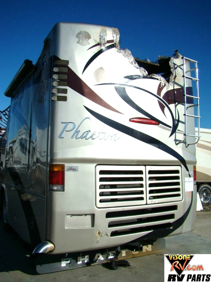 2007 TIFFIN ALLEGRO PHAETON USED PARTS FOR SALE  Used RV Parts