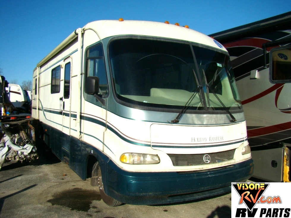 1997 HOLIDAY RAMBLER VACATIONER USED PARTS FOR SALE  Used RV Parts