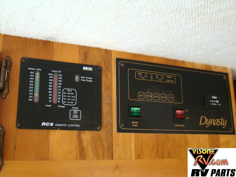RV SALVAGE 1999 MONACO DYNASTY MOTORHOME PARTS  Used RV Parts