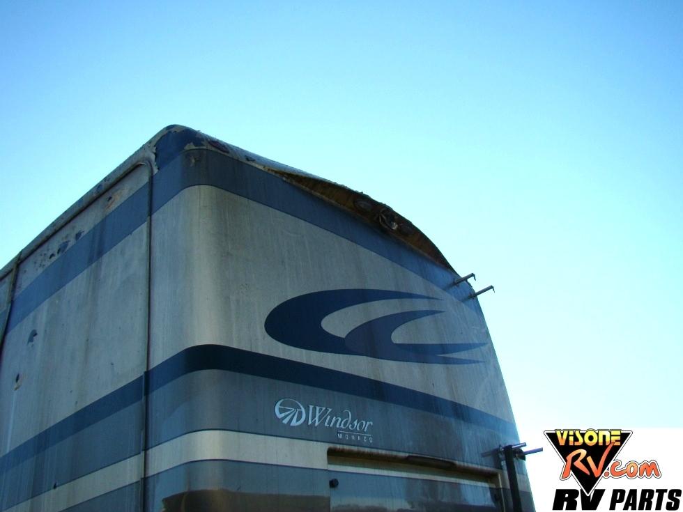 MONACO PARTS DEALER - 2003 MONACO WINDSOR  Used RV Parts