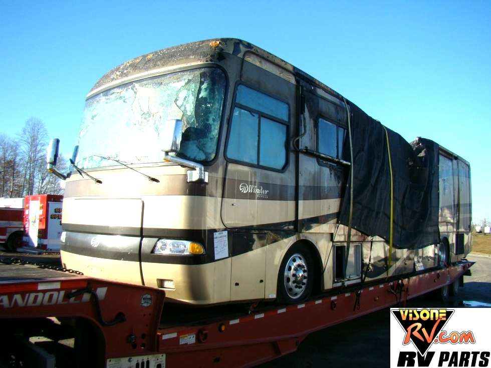 MONACO PARTS DEALER - 2003 MONACO WINDSOR  Used RV Parts