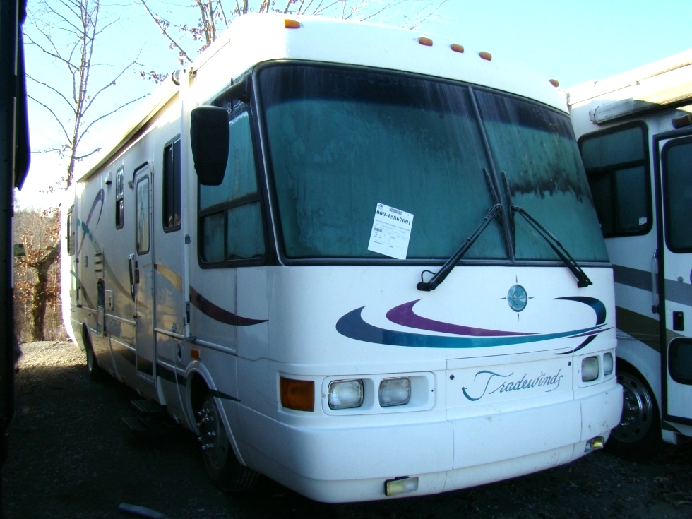 1998 NATIONAL TRADEWINDS USED PARTS FOR SALE Used RV Parts