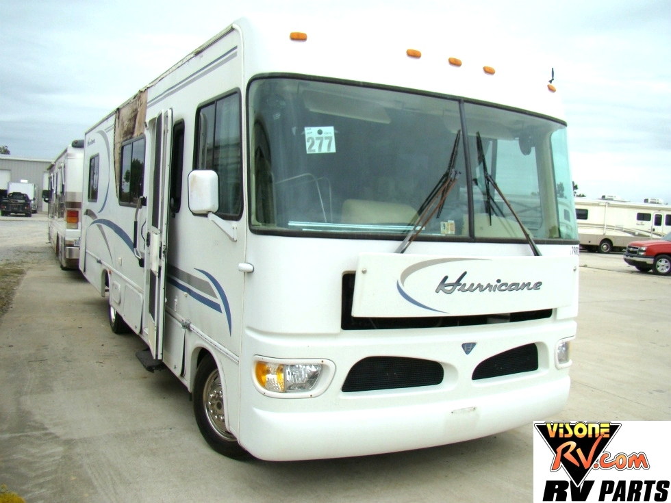 2000 HURRICANE MOTORHOME PARTS BY FOUR WINDS RV  Used RV Parts