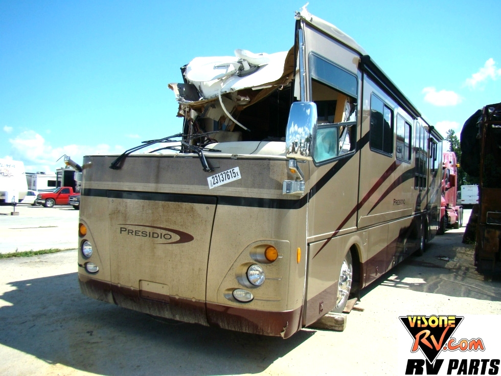2005 FOURWINDS MANDALAY PRESIDIO PARTS FOR SALE Used RV Parts