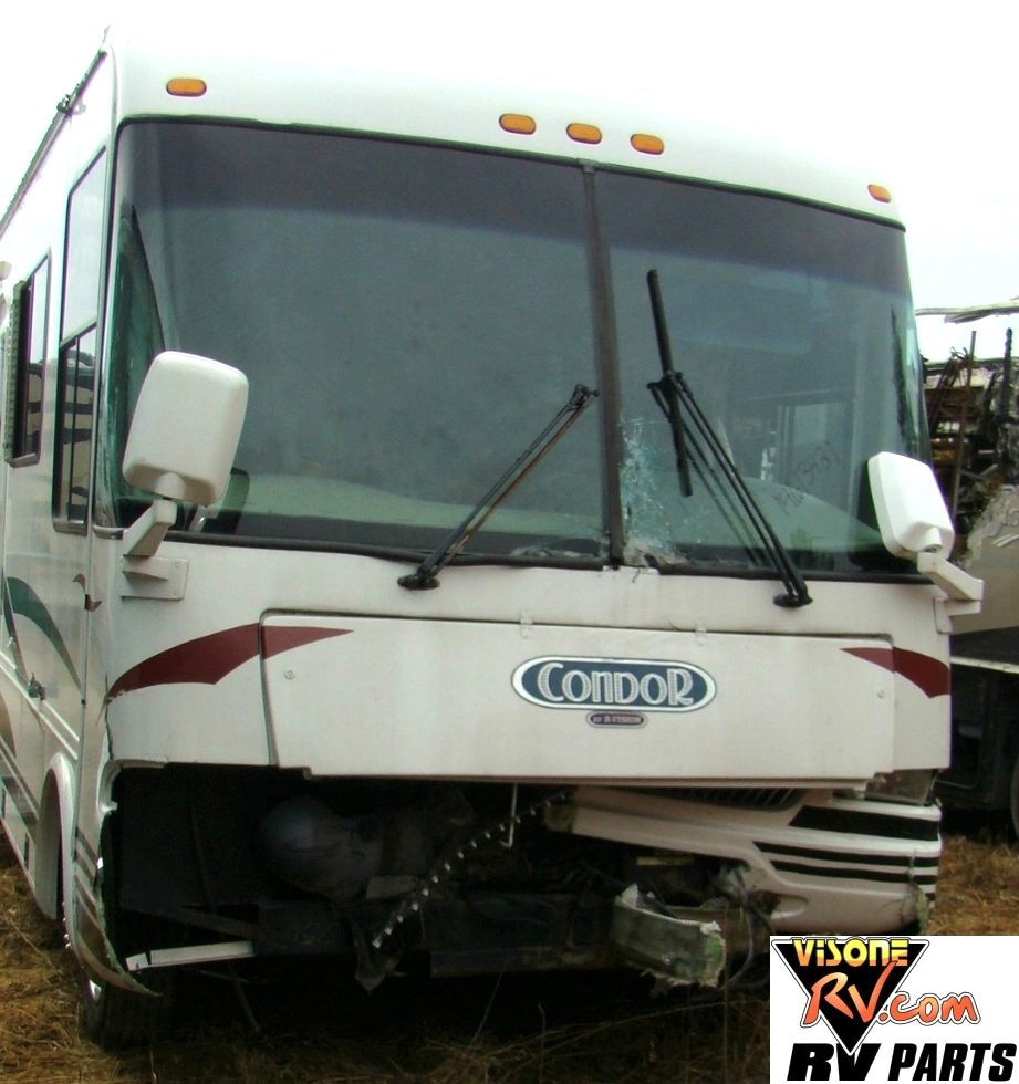 USED R-VISION CONDOR PARTS FOR SALE  Used RV Parts