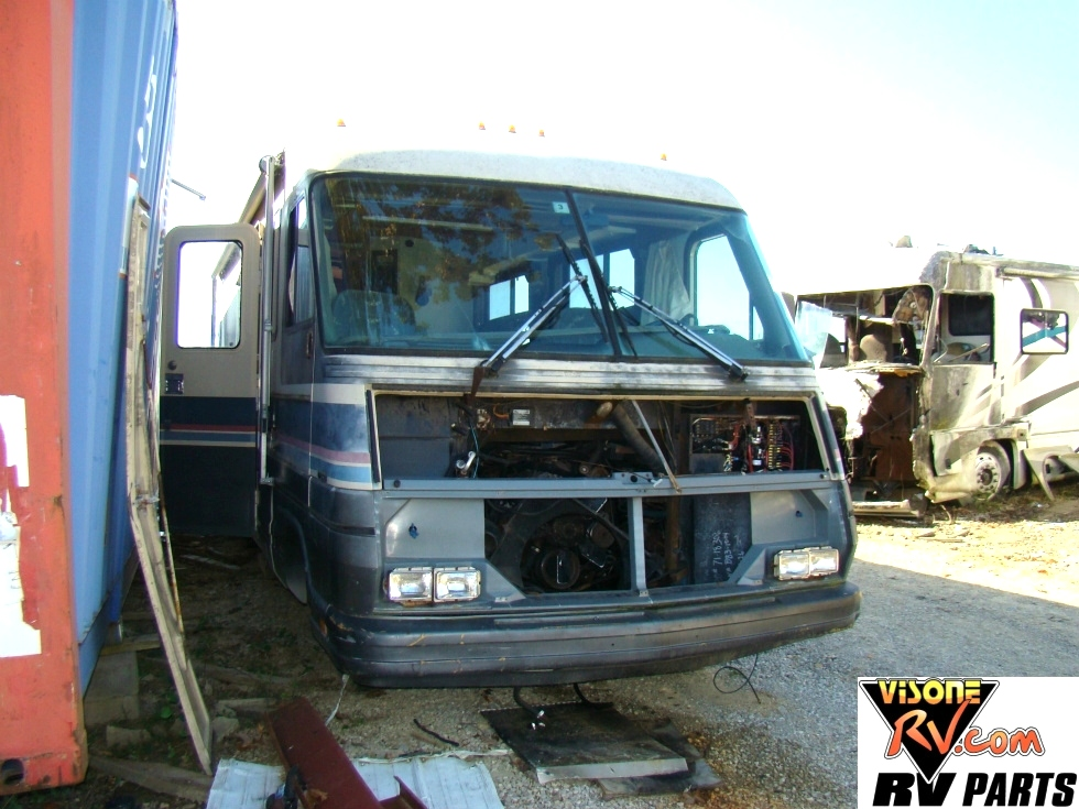 Used Rv Parts 1989 Fleetwood Pace Arrow Parts For Sale