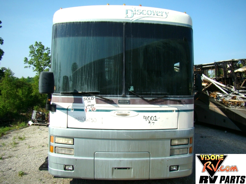2000 FLEETWOOD DISCOVERY PARTS FOR SALE Used RV Parts