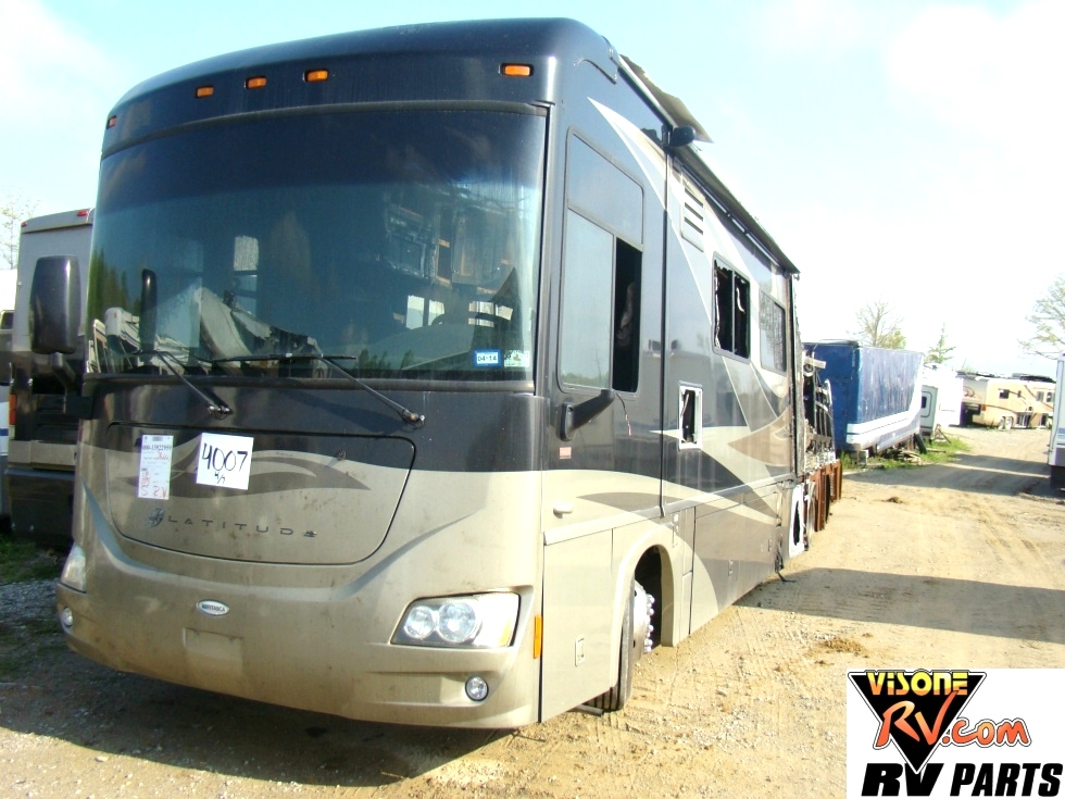 2009 ITASCA LATITUDE USED RV PARTS FOR SALE  Used RV Parts
