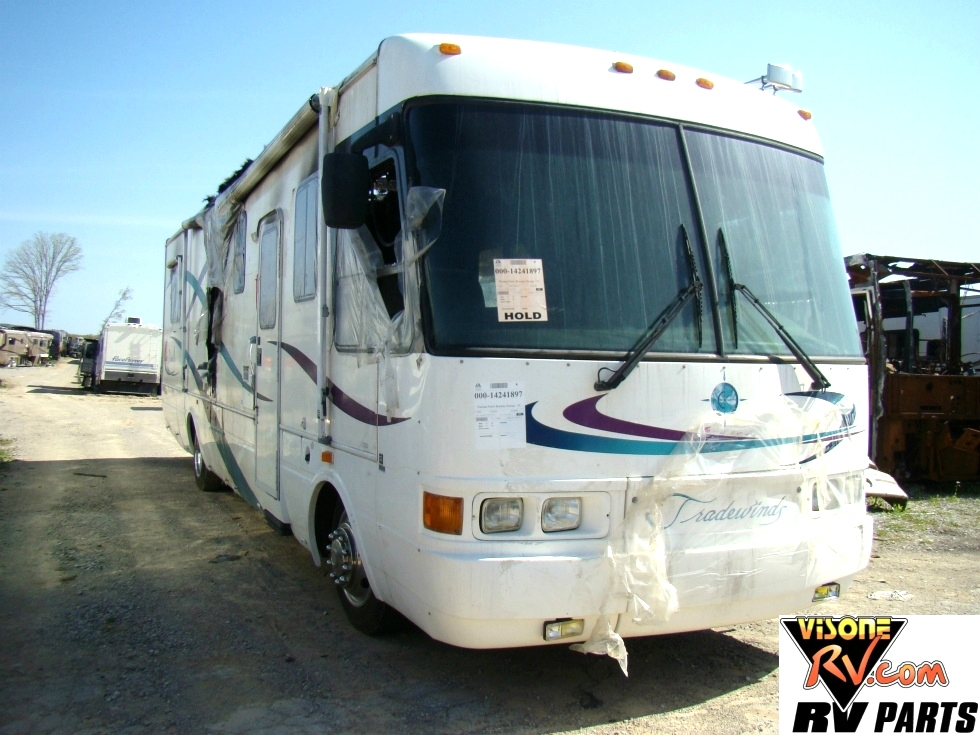 2000 TRADEWINDS BY NATIONAL RV PARTS FOR SALE  Used RV Parts