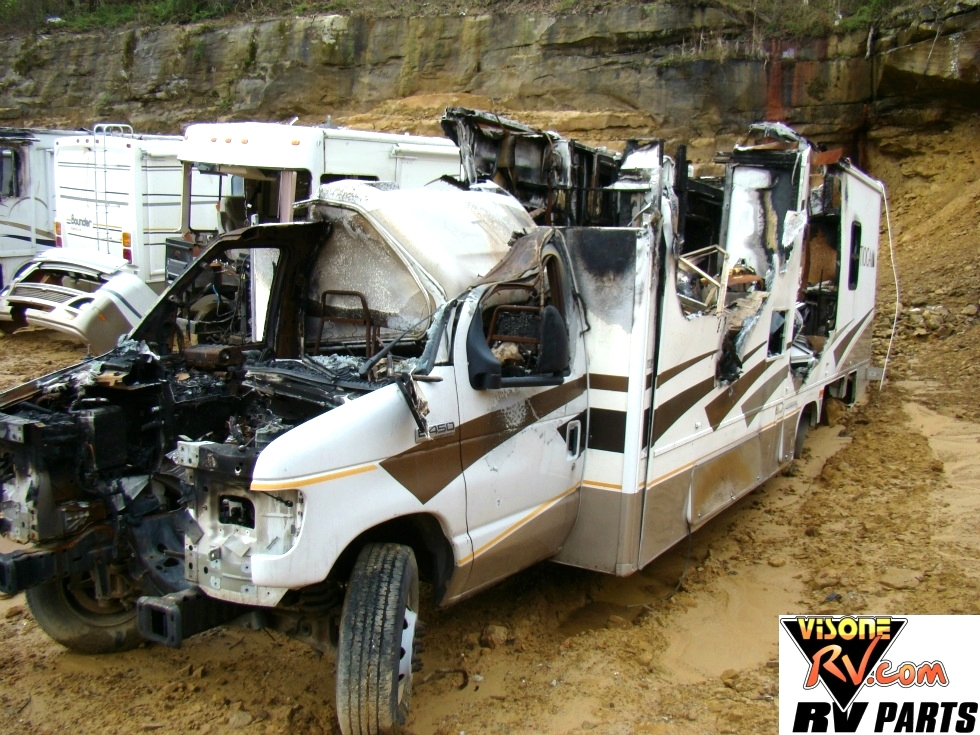 2007 FLEETWOOD TIOGA PARTS FOR SALE  Used RV Parts