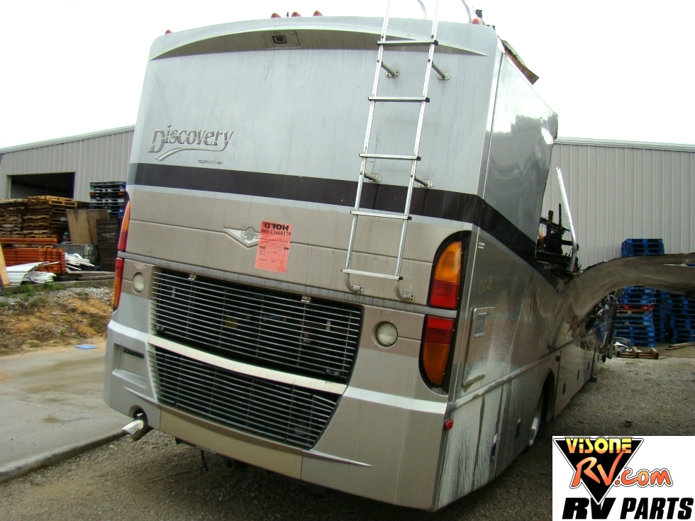 Motorhome Wiring Diagram 2002 Fleetwood Discovery Wiring Diagram