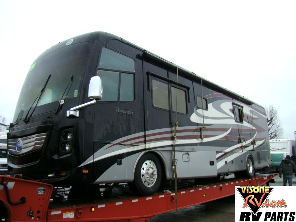 2013 Holiday Rambler Ambassador Front Cap - RV Parts For Sale Used RV Parts