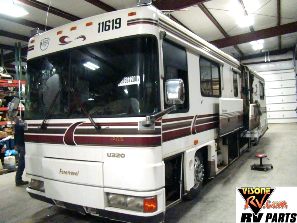 1998 FORETRAVEL PARTS RV SALVAGE MOTORHOME PARTS FOR SALE  Used RV Parts