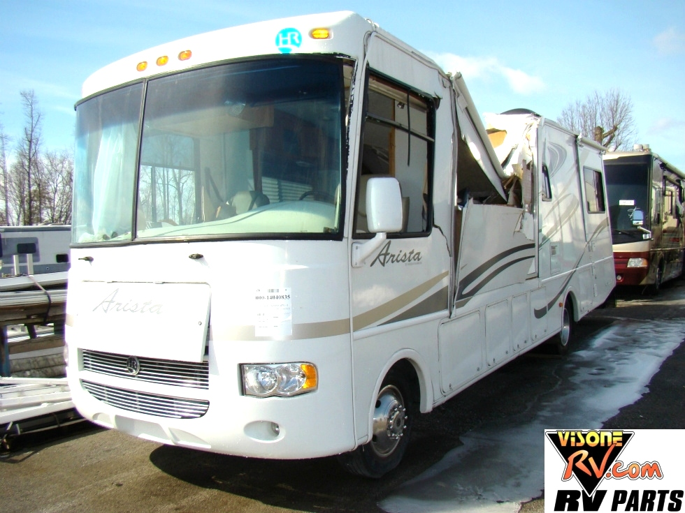 2007 HOLIDAY RAMBLER ARISTA PARTS MONACO RV USED PARTS DEALER  Used RV Parts